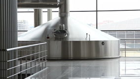 Neue Brauenproduktion - Breibottiche stock video