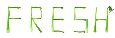 Neue Buchstaben lizenzfreie stockfotos