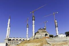 Neue Camlica-Moschee, Camlica Cami auf Türkisch Stockfotografie