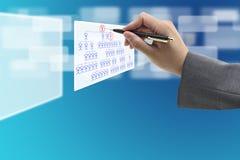 Neue CEO-Förderung Lizenzfreie Stockbilder