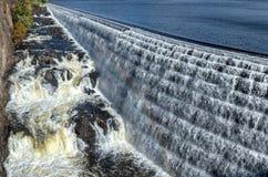 Neue Croton-Verdammung, Park des Croton-Auf-Hudsons, Croton-Schlucht, NY USA lizenzfreie stockfotos