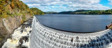 Neue Croton-Verdammung, Park des Croton-Auf-Hudsons, Croton-Schlucht, NY USA lizenzfreie stockfotografie
