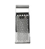 Neue einfache Metallreibe Stockbild