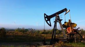 Neue Energieära kommt Stockfotos