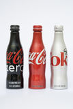 Neue Flasche der Coca Cola Lizenzfreies Stockbild