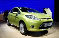 Neue Ford-Fiesta Stockbild