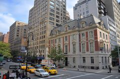 Neue Galerie New York, Manhattan, NYC Royalty Free Stock Photography