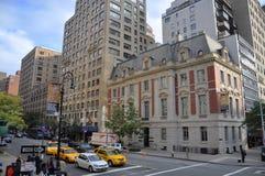Neue Galerie New York, Manhattan, NYC Royalty Free Stock Photography