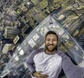 Neue Höhen Stockfoto