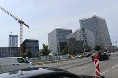 Neue Hochhäuser lizenzfreie stockfotos