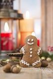 neue Ideen, das Haus zu verzieren dieses Weihnachten Stockfotografie
