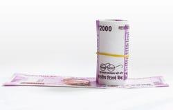 Neue indische Währung Lizenzfreie Stockfotografie