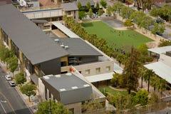 Neue Innenstadt-Schule Lizenzfreies Stockfoto