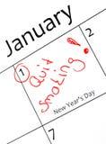 Neue Jahre Auflösung Lizenzfreie Stockfotos
