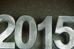 Neue Jahre Nacht Lizenzfreies Stockbild