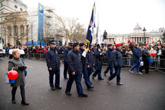 Neue Jahre Parade Stockbild