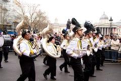 Neue Jahre Parade Stockfotos