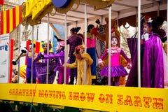 Neue Jahre Parade Lizenzfreie Stockfotos