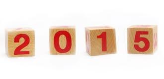 Neue Jahre Zeichen Lizenzfreies Stockfoto