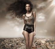 Neue junge Schönheit lizenzfreie stockfotografie