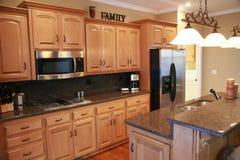 Neue Küche Stockbilder