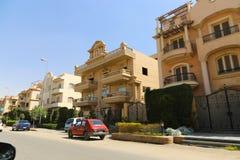 Neue Kairo-Stadt Lizenzfreie Stockfotografie