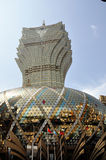 Neue Kasinos in Macau Lizenzfreies Stockbild