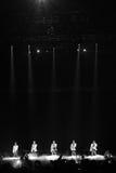 Neue Kinder auf dem Block-Konzert in Montreal Lizenzfreie Stockfotos