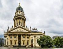 Neue Kirche德国教会在柏林,德国 免版税库存照片