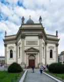 Neue Kirche στο Βερολίνο, Γερμανία Στοκ φωτογραφία με δικαίωμα ελεύθερης χρήσης