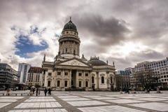 Neue Kirche in Berlijn Royalty-vrije Stock Afbeeldingen