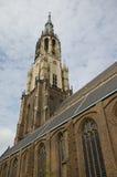 Neue Kirche in Delft Lizenzfreies Stockbild