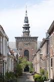 Neue Kirche in Haarlem, Holland Lizenzfreie Stockfotografie