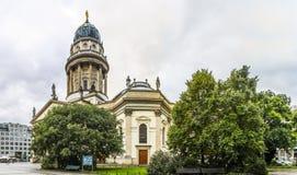Neue Kirche (German Church) in Berlin, Germany Stock Image