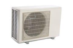 Neue Klimaanlage Stockfotografie