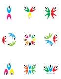 Neue Logos Lizenzfreies Stockbild