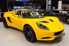 Neue Lotus Elise Sport 220 Lizenzfreie Stockfotos