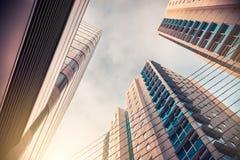 Neue moderne Bürogebäude Adelaide-Stadt Lizenzfreie Stockbilder