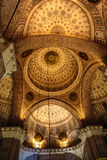 Neue Moschee der Wölbung Stockfoto