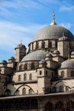 Neue Moschee in Istanbul Stockbilder