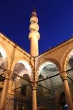 Neue Moschee in Istanbul die Türkei Stockbild
