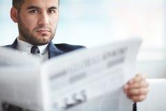 Neue Nachrichten Lizenzfreies Stockbild