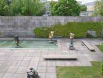 Neue Nationalgalerie Stockbild