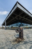 The Neue Nationalgalerie art gallery in Berlin, Germany Royalty Free Stock Photo