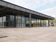Neue Nationalgalerie Stock Photo