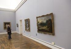 Neue Pinakothek -慕尼黑 图库摄影