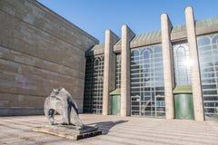 Neue Pinakothek Immagini Stock Libere da Diritti