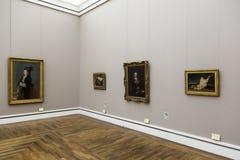 Goya paintings in Neu Pinakothek in Munich Stock Photography