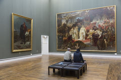 Neue Pinakothek, Monachium - Obraz Royalty Free