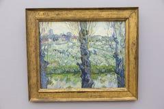 The Neue Pinakothek - Vincent van Gogh Royalty Free Stock Images